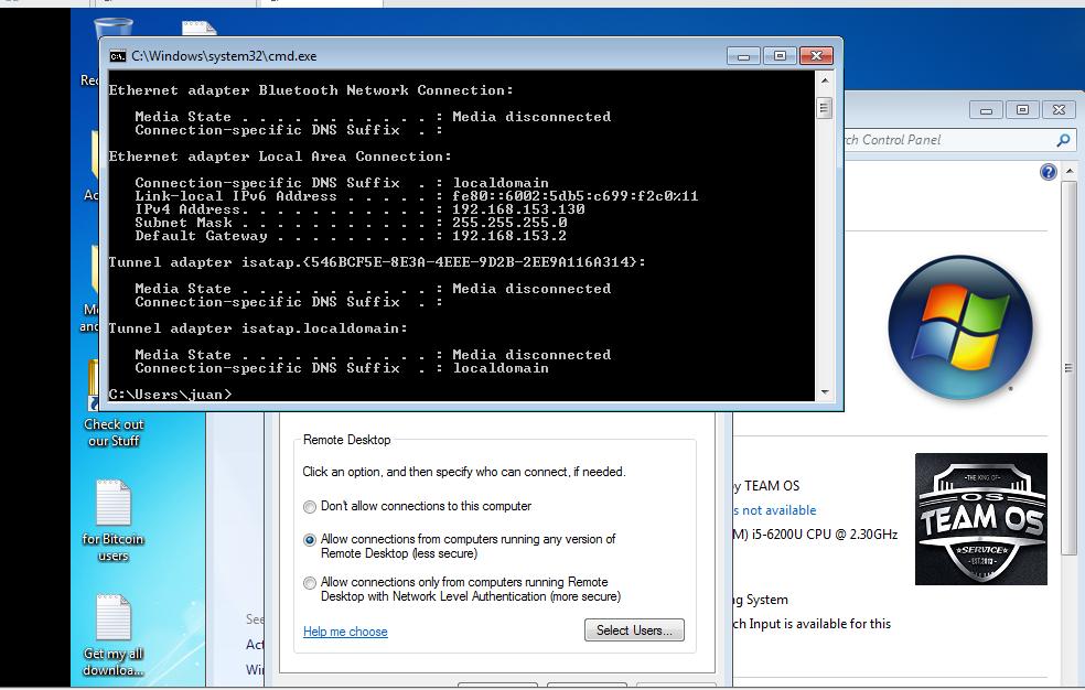 Ataque a windows 7 con linux (metasploit) | Lesand cl